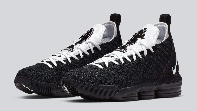 huge discount 877bb 48da2 Nike LeBron 16 Four Horsemen Release Date CI7862-001 Profile ...