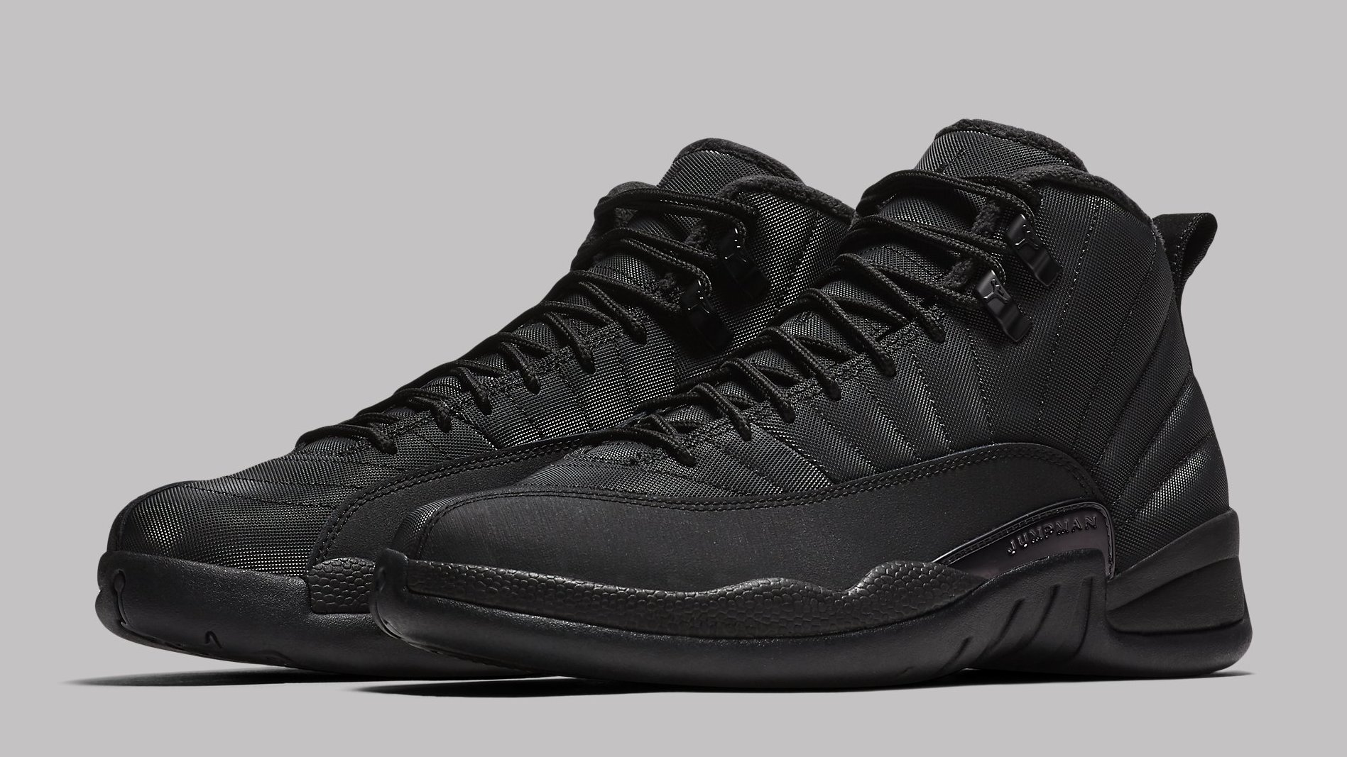 e3388b3f31cf Air Jordan 12 Black Winterized BQ6851-001 Release Date