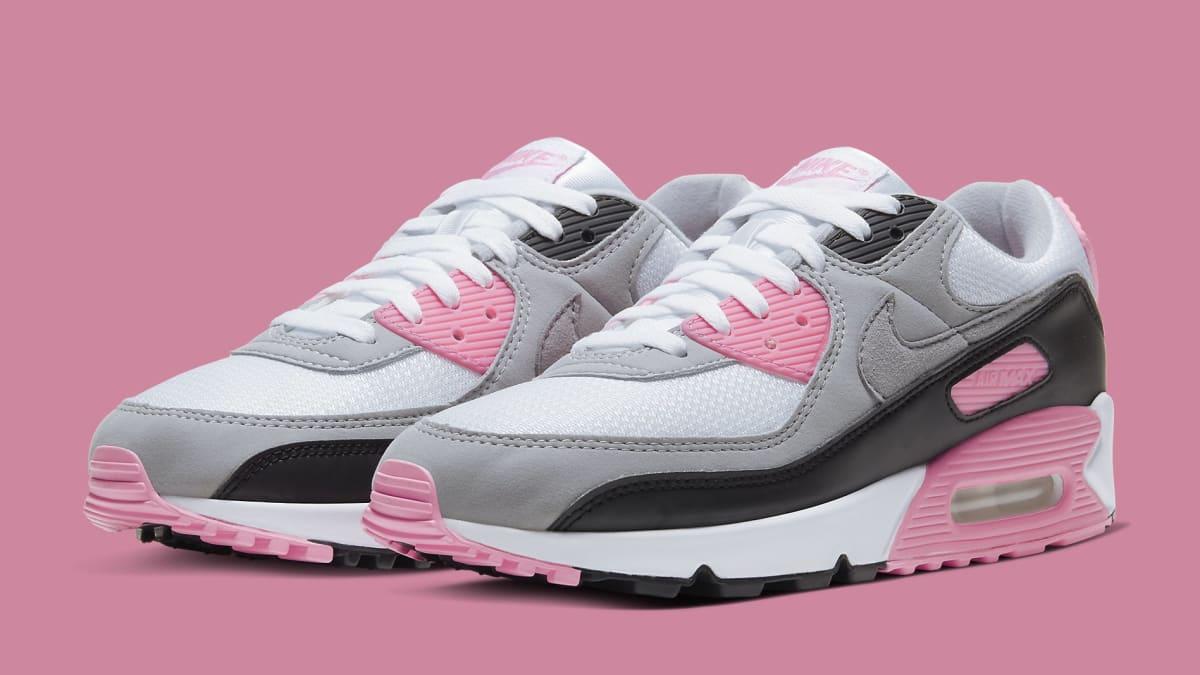 Nike Air Max 90 Women's 'Rose' Release Date CD0881-101 | Sole ...