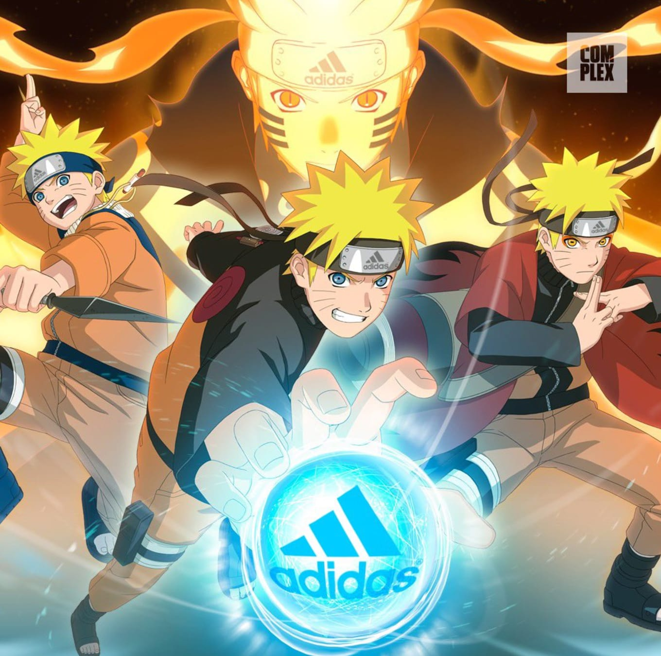 Naruto x Adidas Collaboration Release Date | Sole Collector