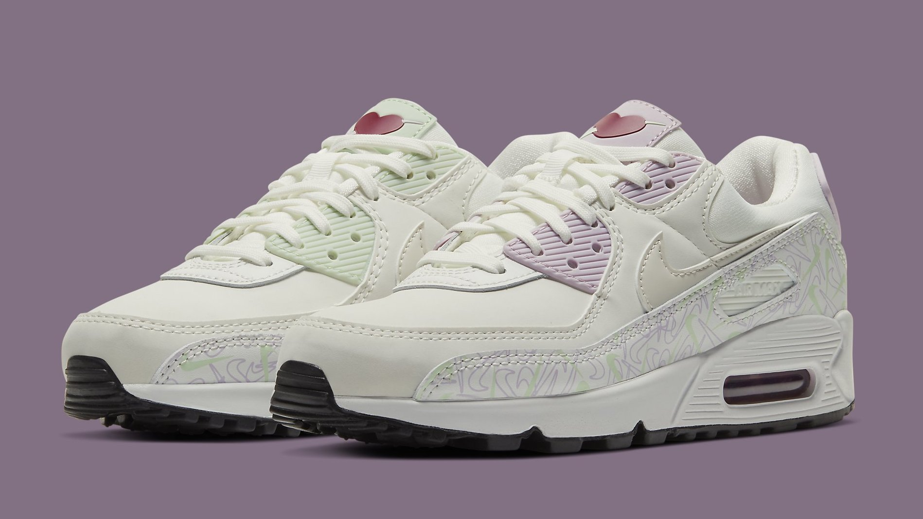 Nike Air Max 90 'Valentine's Day 2020' Release Date | Sole ...