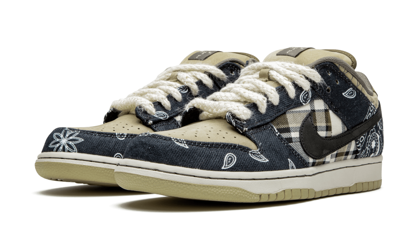 orar Él mismo Tratamiento  Travis Scott x Nike SB Dunk Low Collaboration Release Date CT5053-001 |  Sole Collector