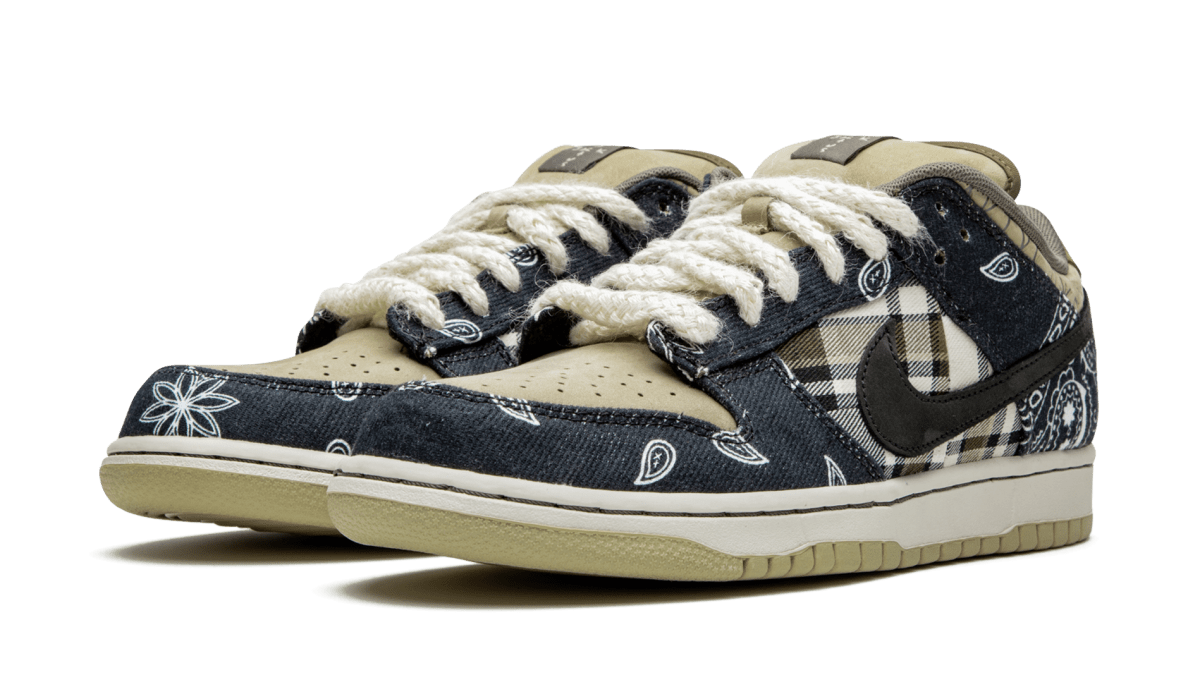 Detailed Look at Travis Scott's Nike SB Dunk Collaboration