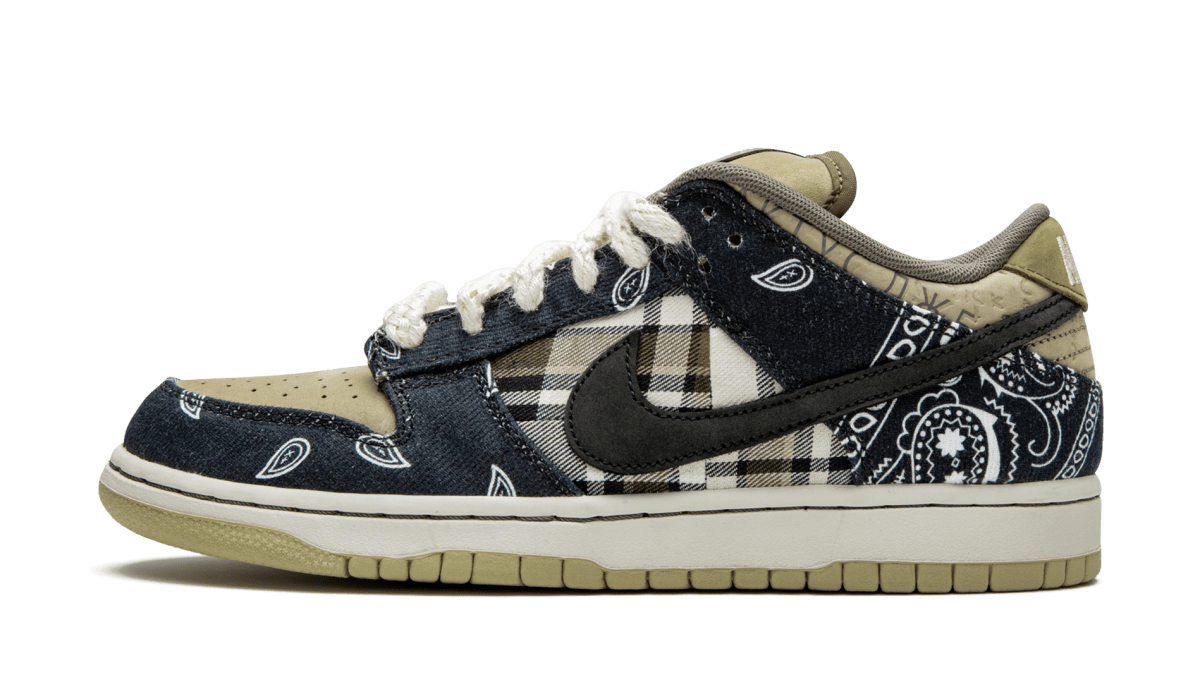 Where to Cop Travis Scott's Nike SB Dunk Low Collaboration