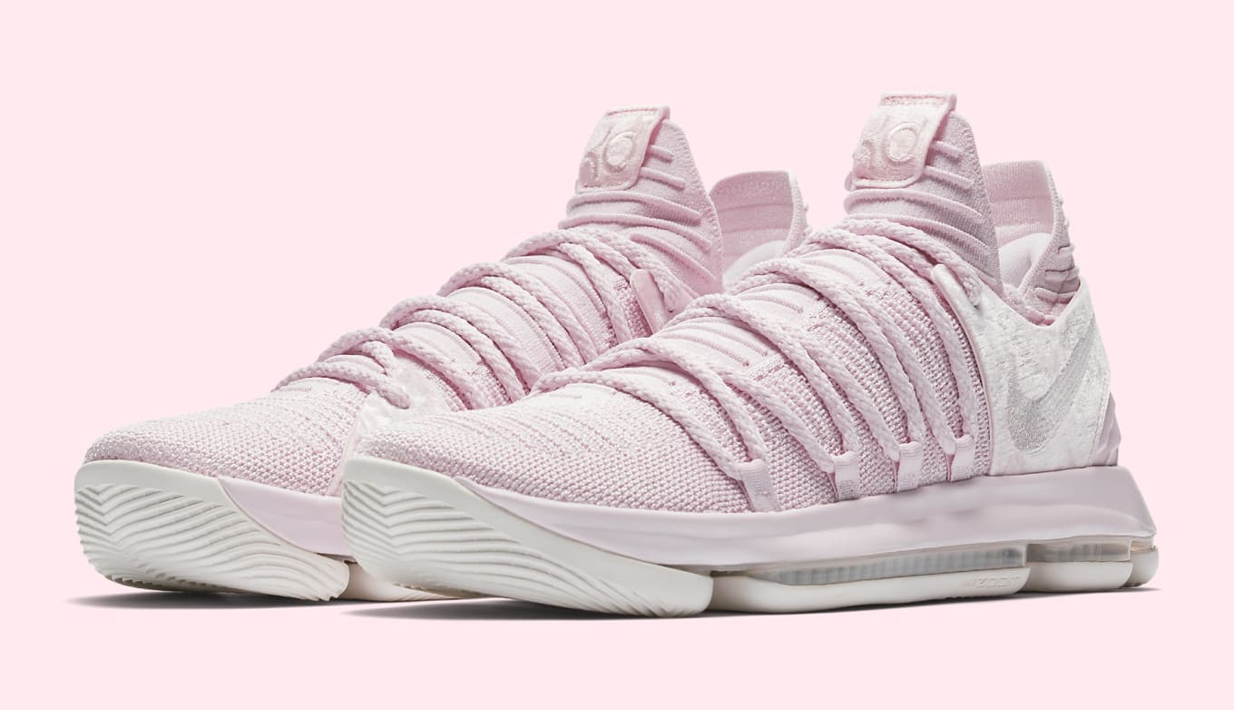 best sneakers ccc4e 9609a Nike KD 10  Aunt Pearl  AQ4110-600 Release Date   Sole Collector