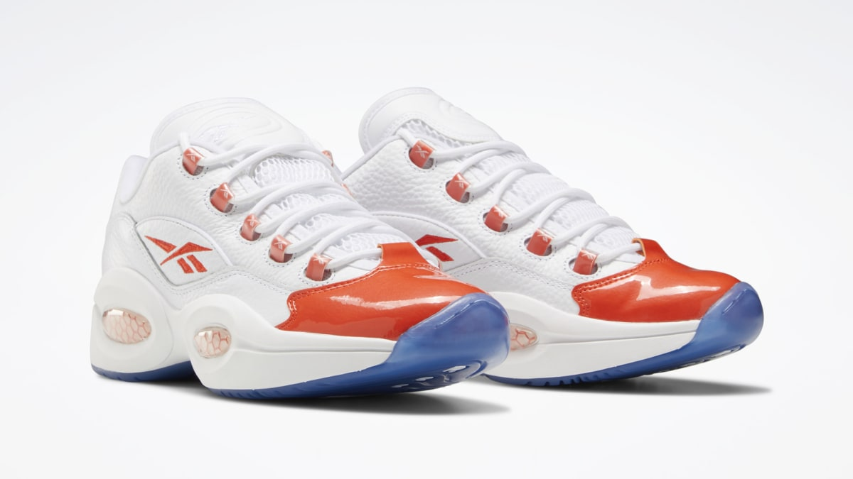 These Reebok Question Lows Are Releasing for Summer