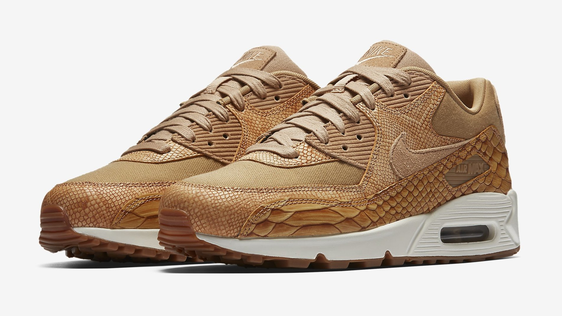 the best attitude c0aff 80c74 The Nike Air Max  Snakeskin  Pack Available Now   Sole Collector