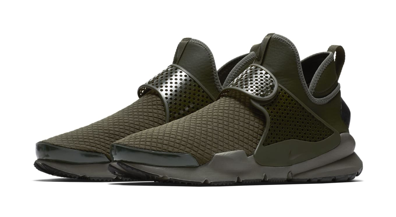 d1cd9cc37a3bc Nike Sock Dart Mid Preview | Sole Collector
