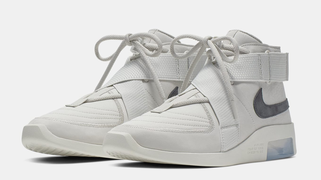 a642062177a0 An Official Look at the Upcoming Nike Air Fear of God 180. One of two  colorways coming this year.
