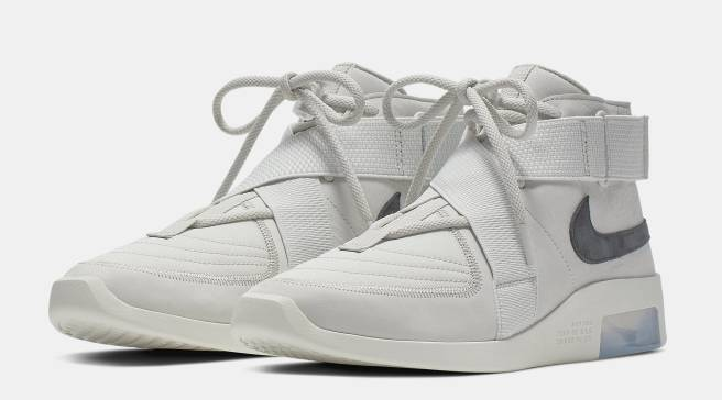 bf1dbeb35be An Official Look at the Upcoming Nike Air Fear of God 180