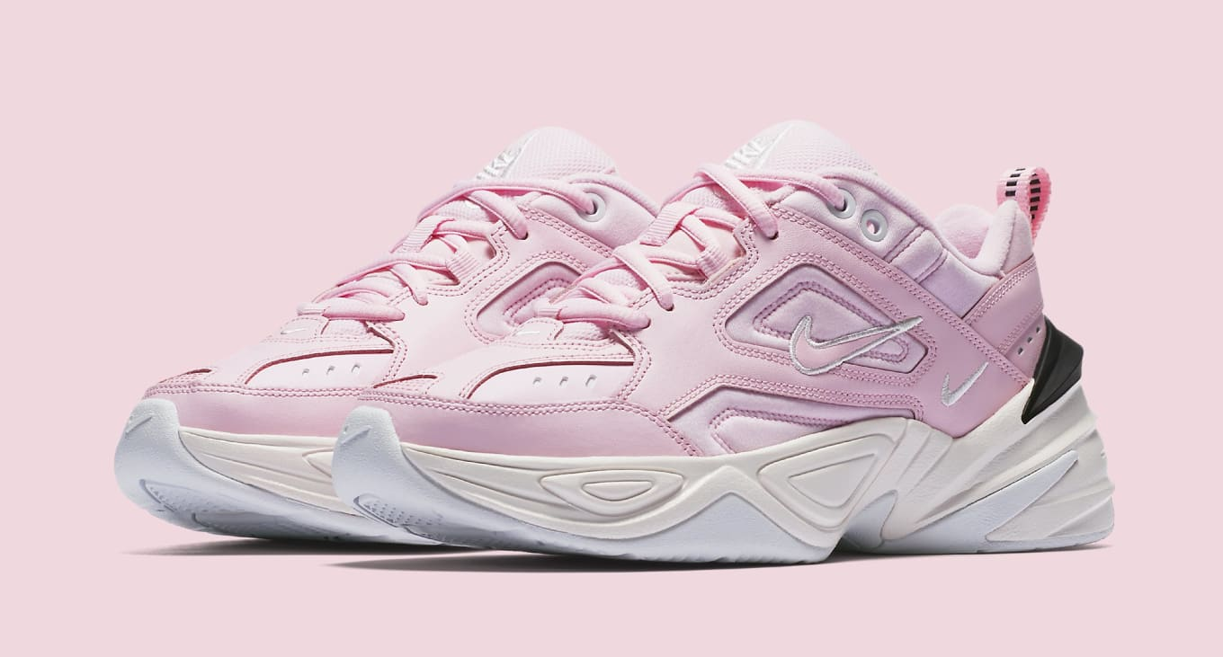 outlet store c0e40 b3bce Nike M2K Tekno  Pink Foam  AO3108-600 Release Date   Sole Collector