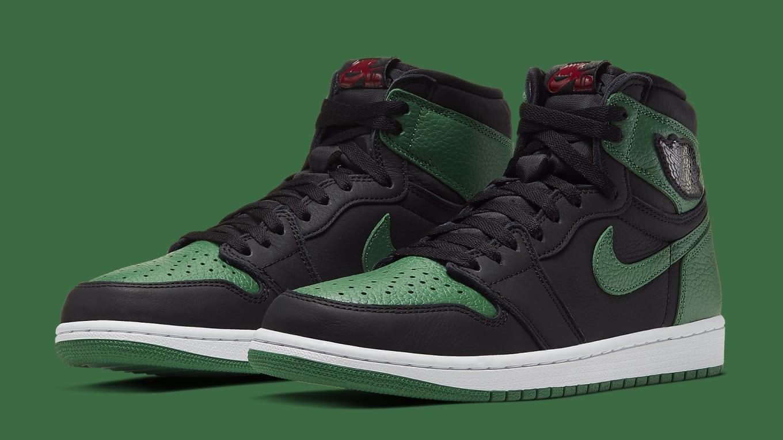 Air Jordan 1 Retro High OG 'Pine Green' Release Date 555088