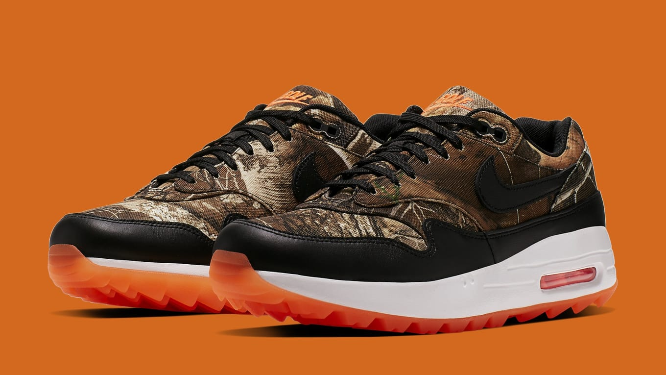 Nike Air Max 1 Golf Release Date BQ8404 210 | Sole Collector