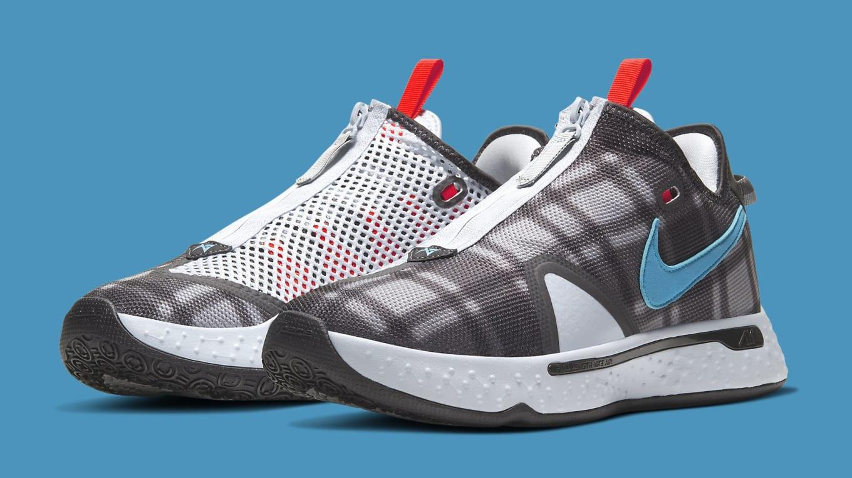 arrastrar consonante micrófono  Nike PG 4 'Plaid' Release Date CD5079-002 | Sole Collector