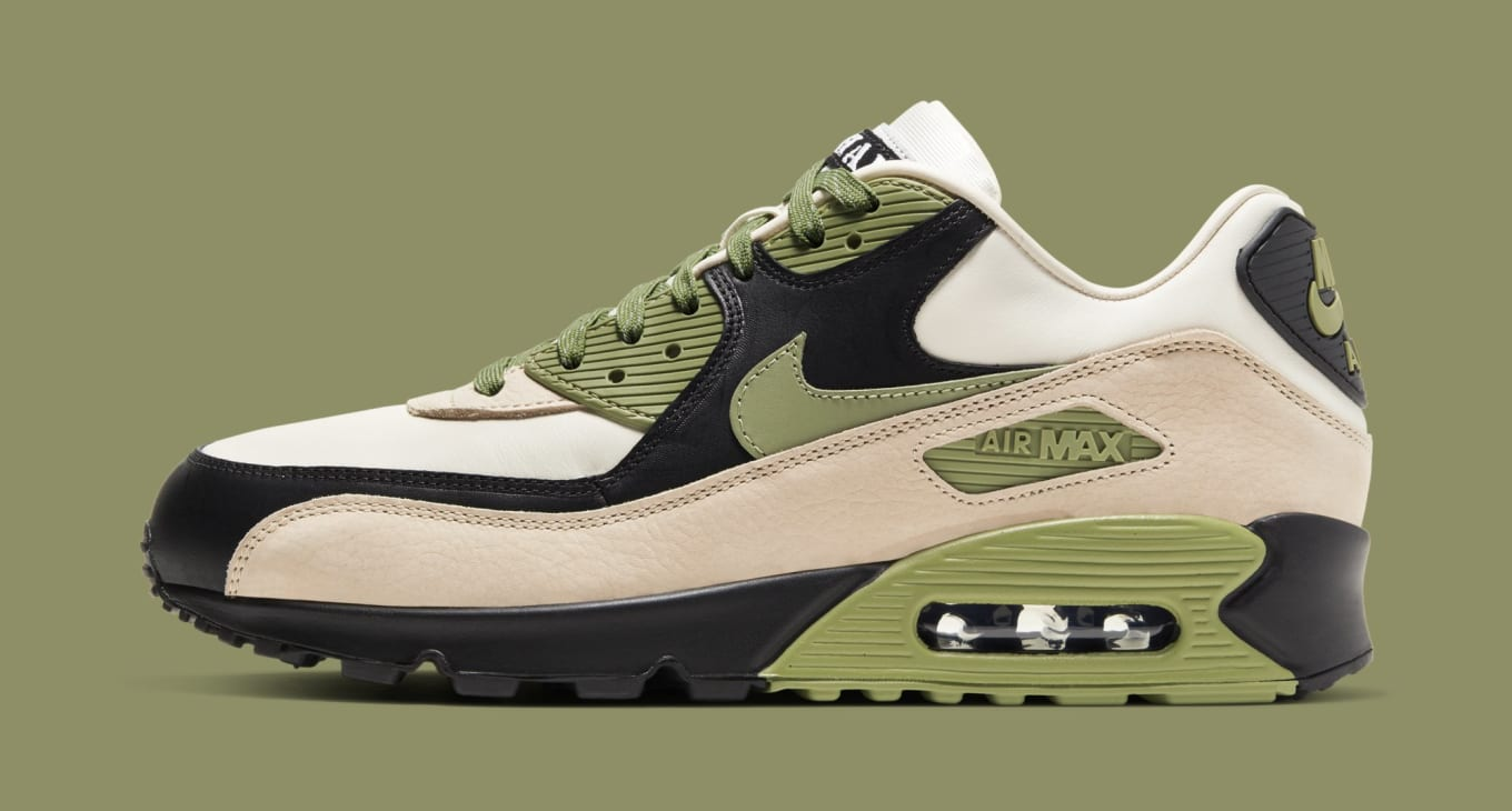 Nike Wmns Air Max 90 Leather 768887 201 Sneakersnstuff