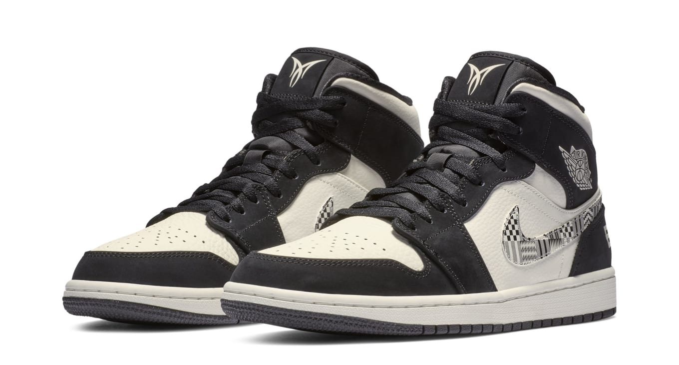 new arrival ecee2 303e7 Air Jordan 1 (I) Mid