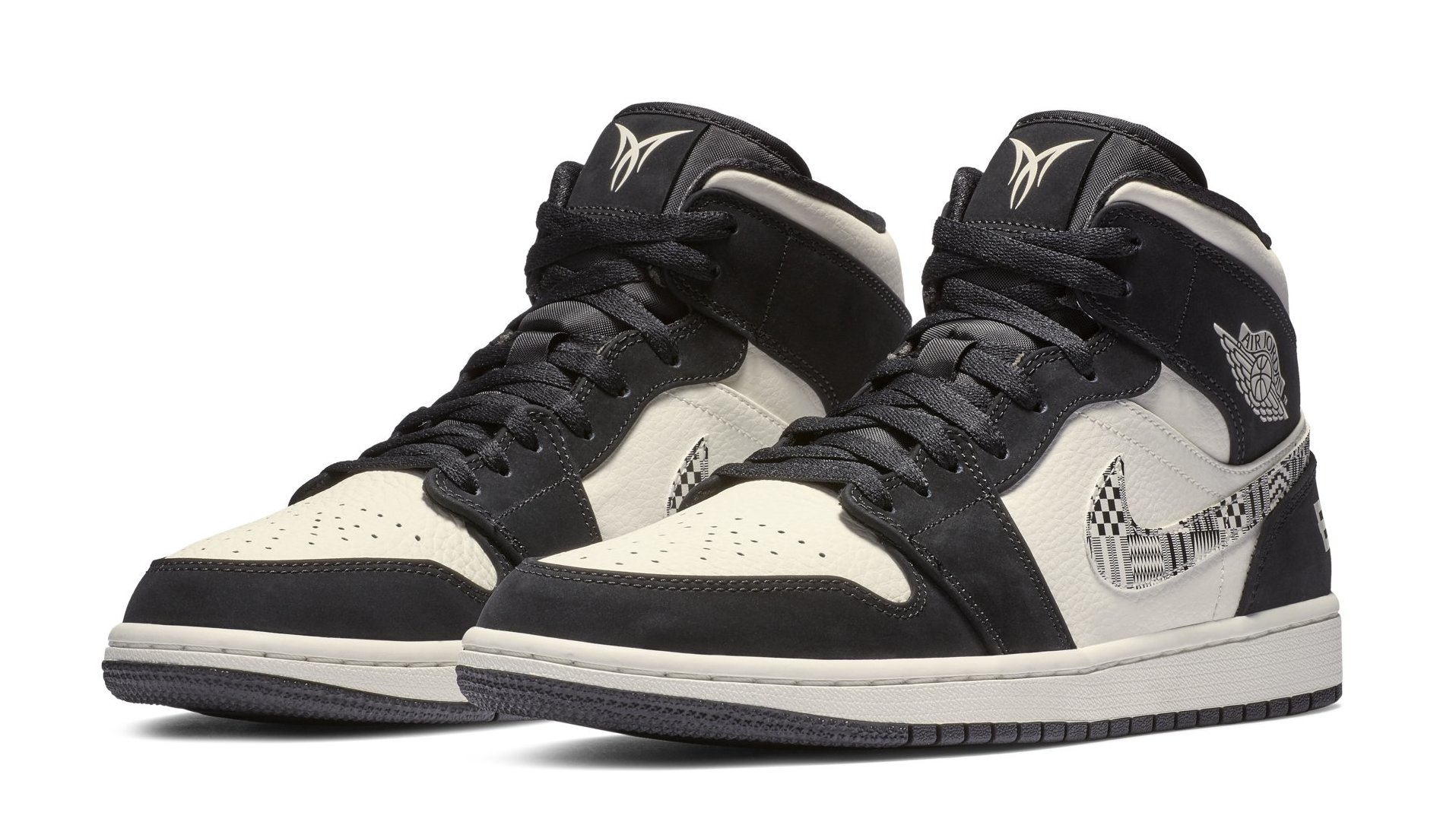 pretty nice a8e50 1b239 Air Jordan 1 Mid  Equality  852542-010 Release Date   Sole Collector
