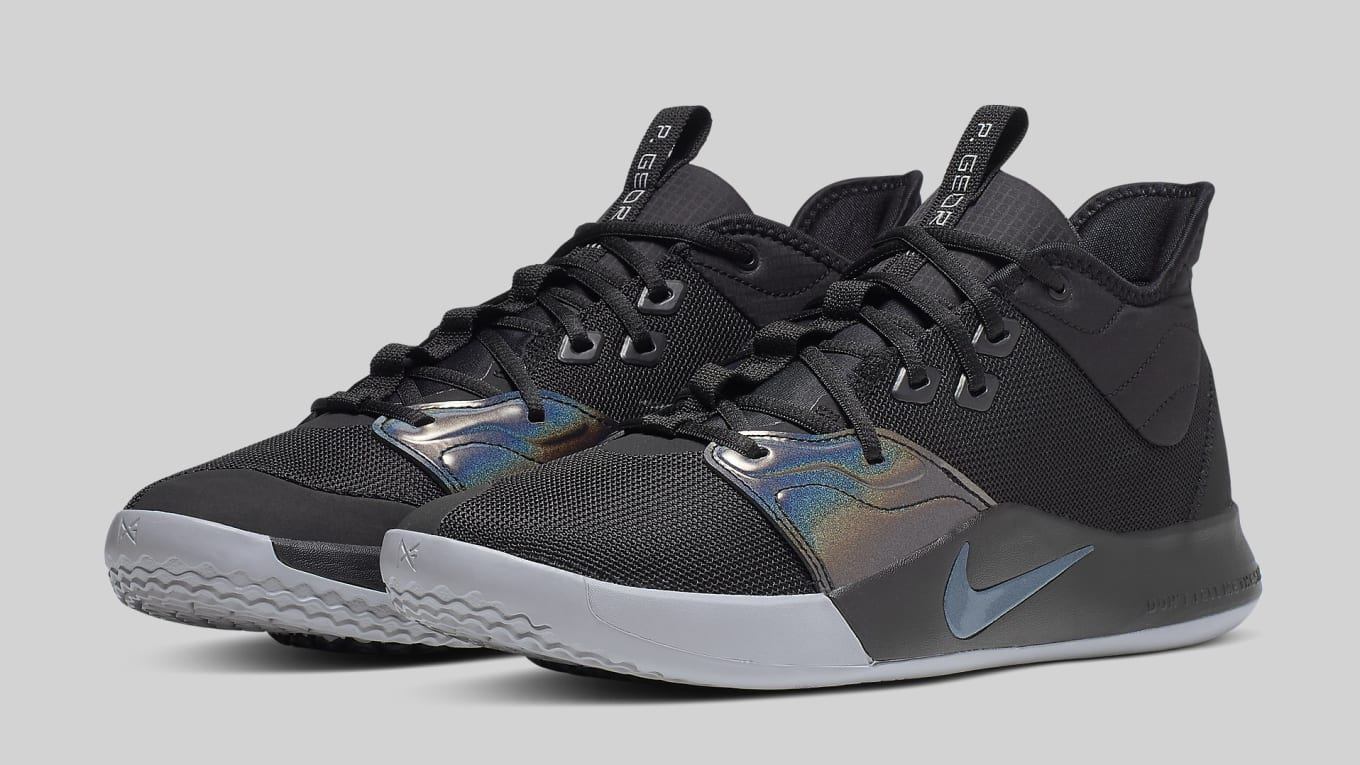 finest selection 16efe 68d95 Iridescent Details Are Coming to the Nike PG 3. Releasing ...
