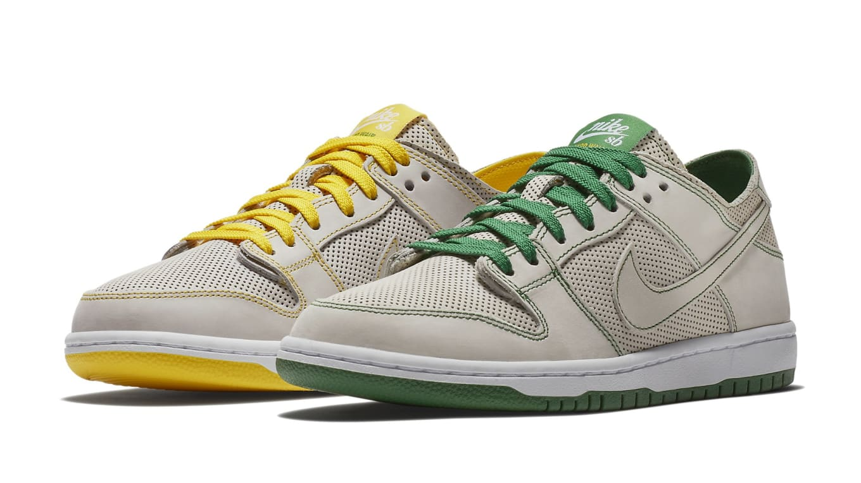 best service 0e257 6e708 Nike SB x Ishod Wair 'Mismatch' Release Date | Sole Collector