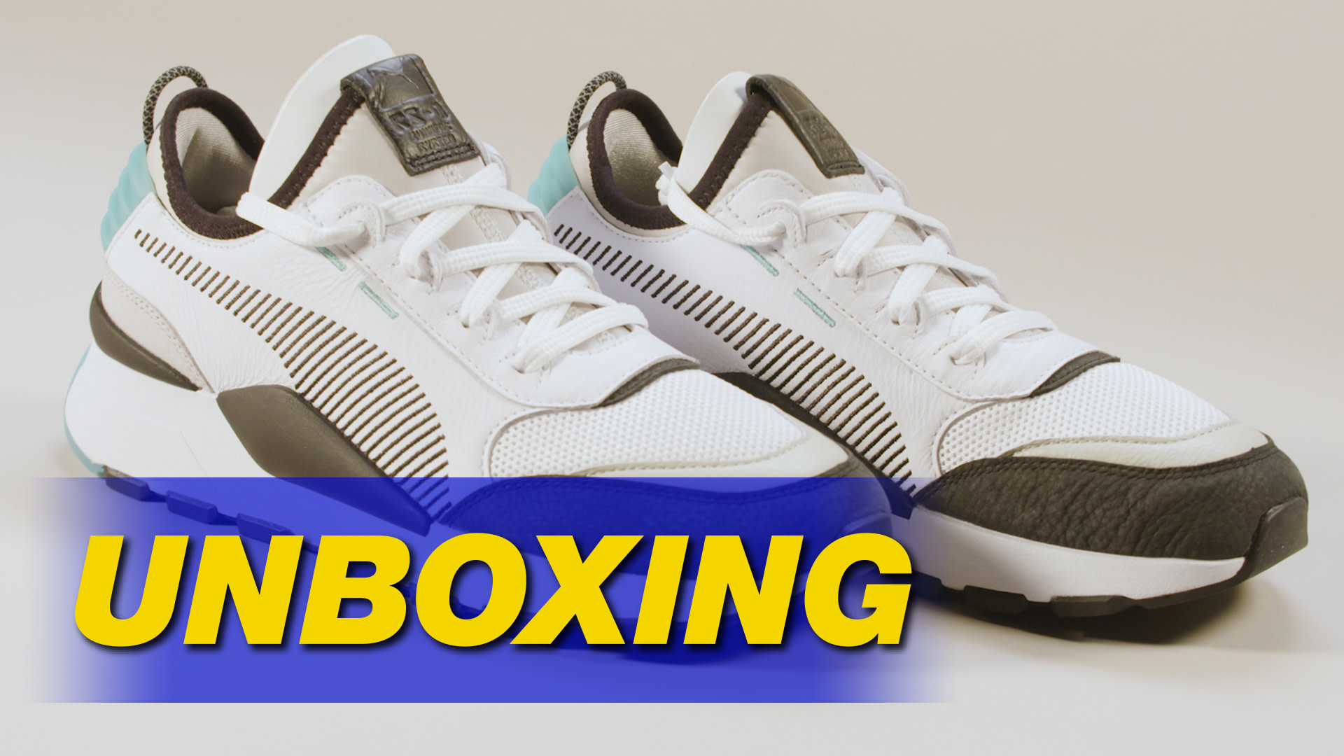 1c214da25dd3 Puma RS-0 Unboxing