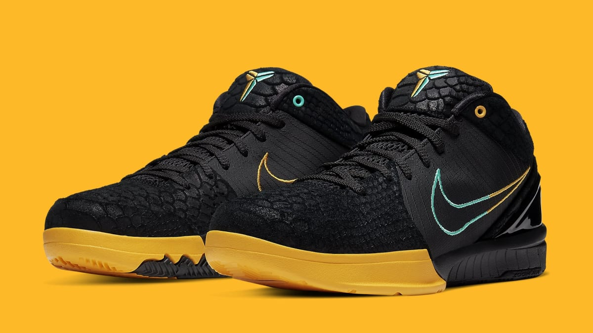 Nike Zoom Kobe 4 Protro 'FTB' Release Date AV6339-002   Sole Collector