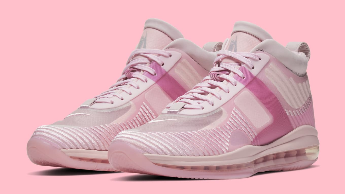 new concept 1f7c8 0679d John Elliott x Nike LeBron Icon 'Tulip Pink' Release Date ...