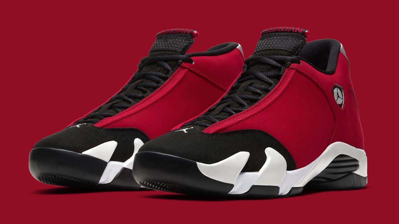 Air Jordan 14 XIV Retro 'Gym Red' Release Date 487471-006 ...