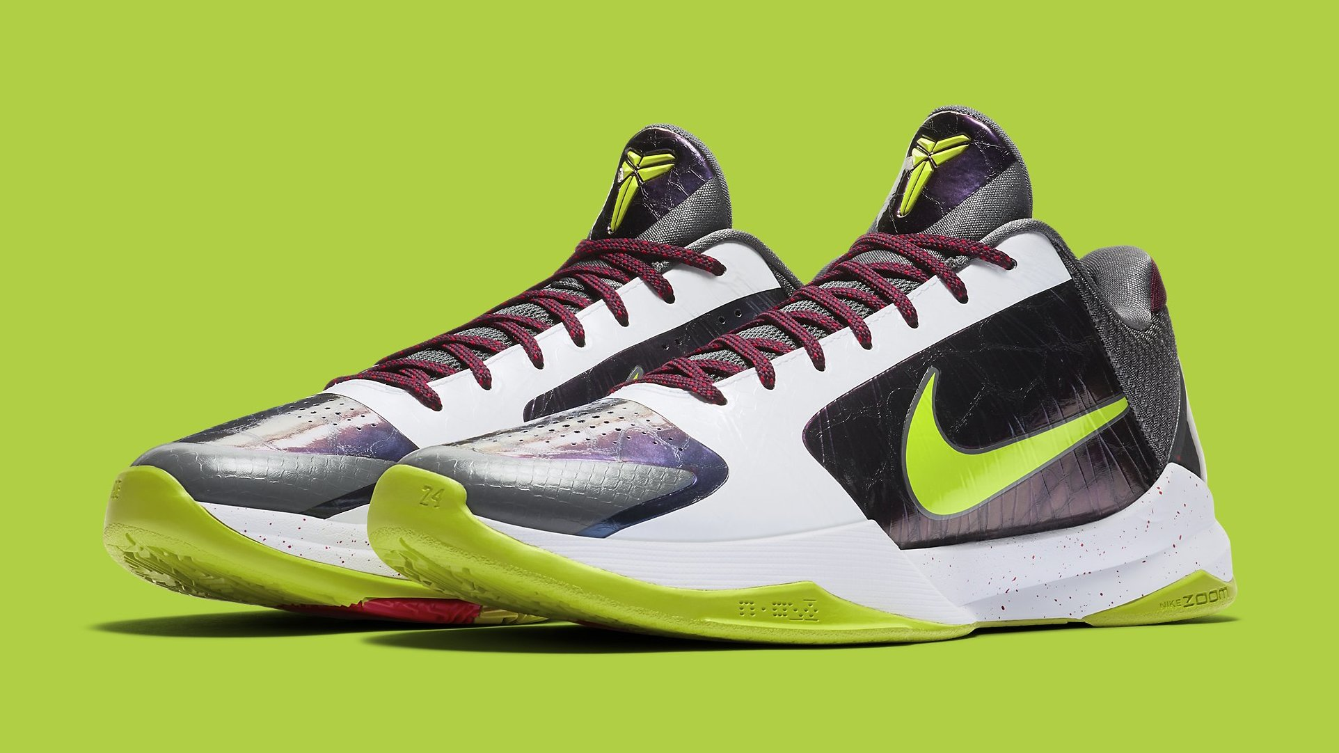 Nike Kobe 5 Protro 'Chaos' Release Date CD4991-100 | Sole Collector