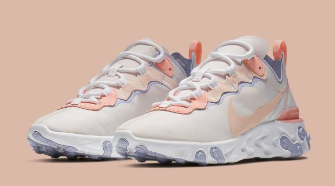 This Women s Exclusive Nike React Element 55 Is Perfect for Spring 9dba27d8f6