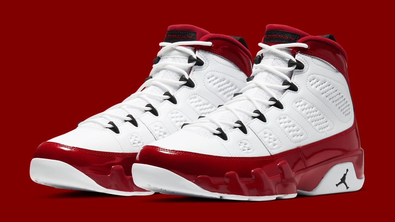 Converger Reunión puramente  Air Jordan IX 9 Gym Red Release Date 302370-160 | Sole Collector