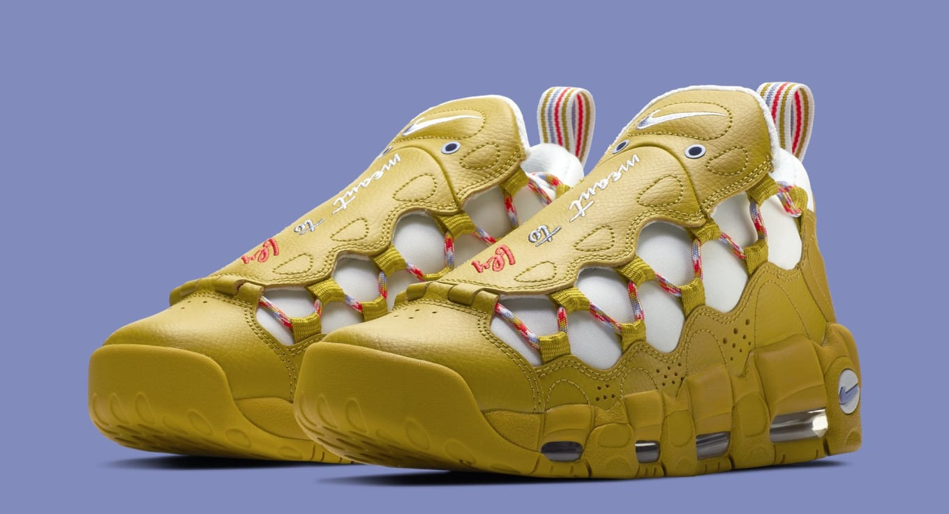 1e987a533606a0 Nike Air More Money  Meant to Fly  AO1749-300 Release Date