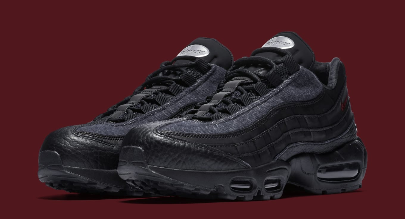 These Air Max 95s Are Ready for Fall. Part of an upcoming NRG  Jacket Pack.  b243062b76dc