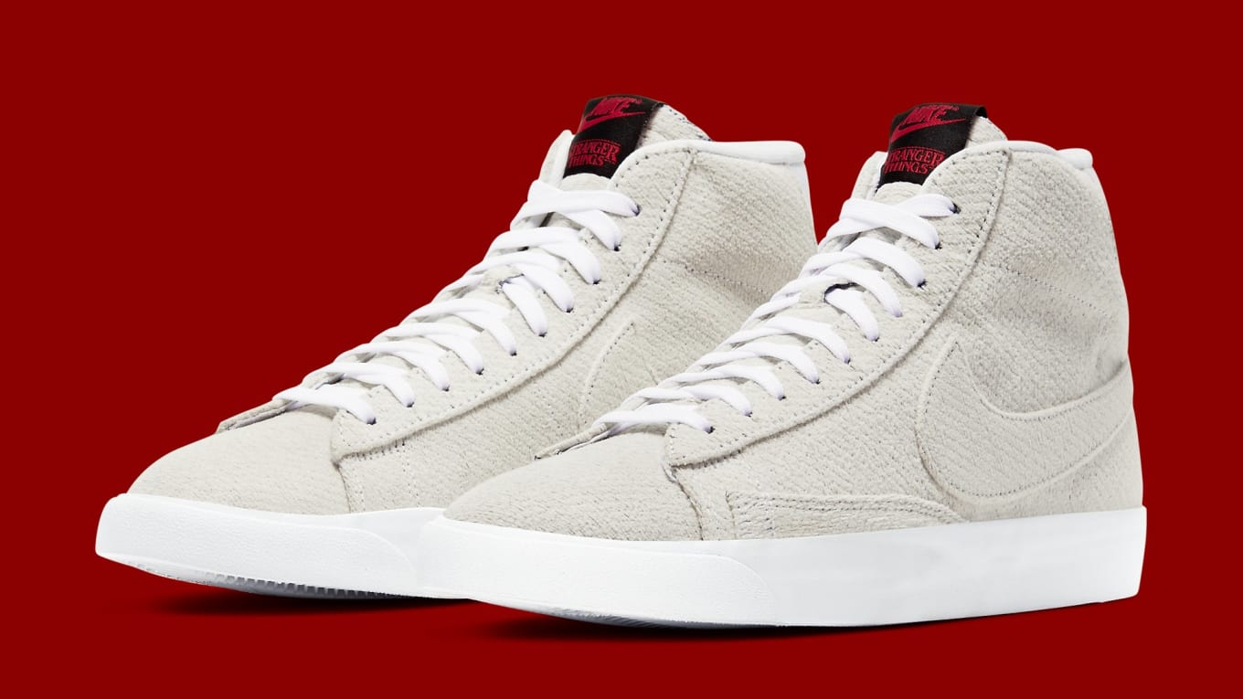 e27bc3d1db A New Stranger Things x Nike Blazer Mid Surfaces | Sole Collector
