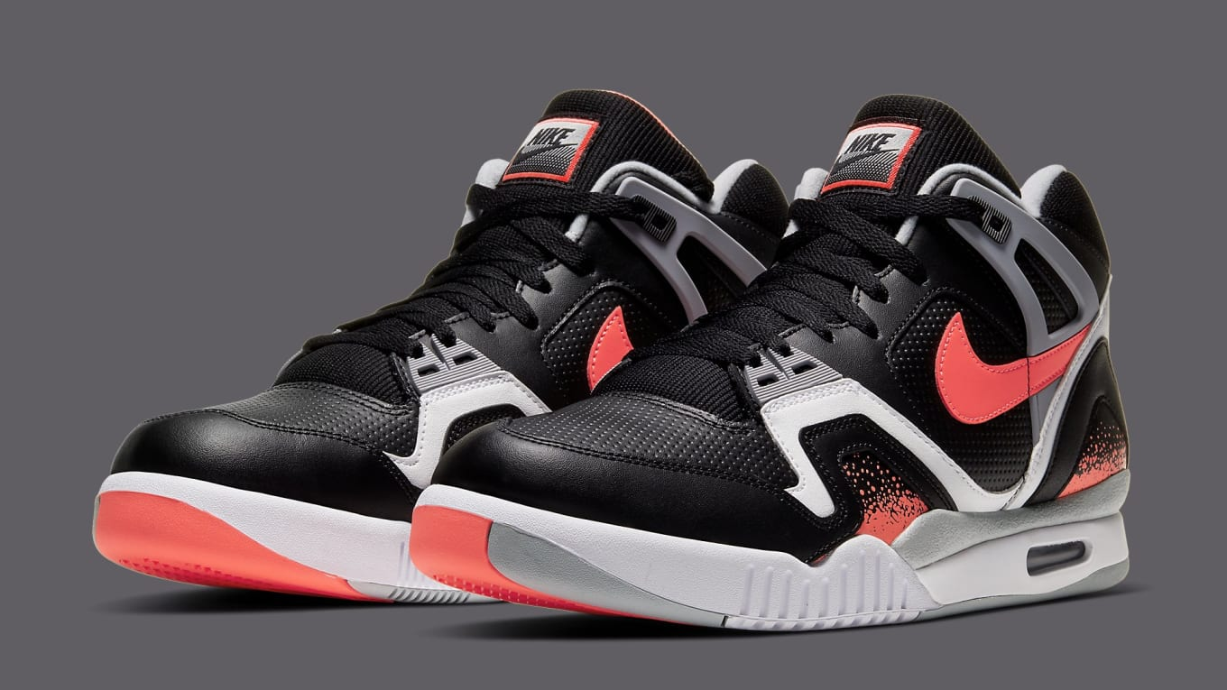 Aptitud madera Incomodidad  Nike Air Tech Challenge 2 'Black Lava' Release Date CQ0936-001 | Sole  Collector