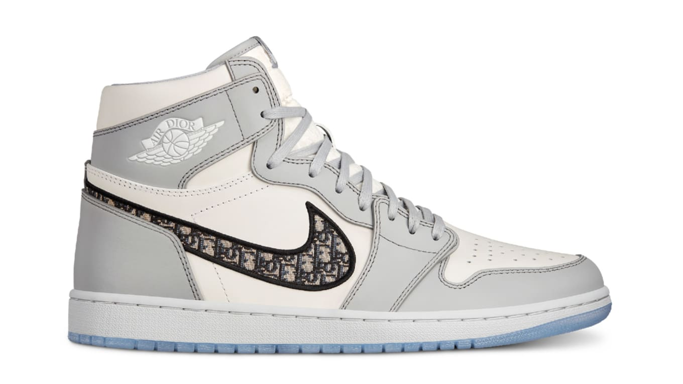 See How the Dior x Air Jordan 1s Were Made | Sole Collector