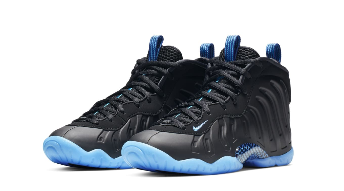 Nike Air Foamposite One Galaxy New Photos