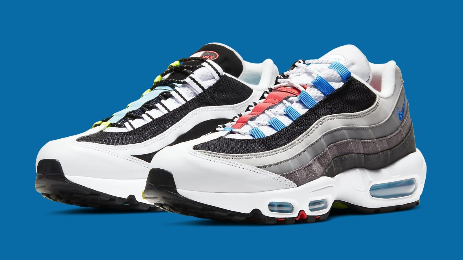 nike air max 95 greedy 2 0 cj0589 001 pair