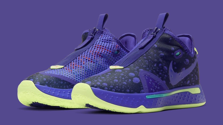 Bienvenido Mujer Modernizar  Nike PG 4 'Gatorade Gx' Release Date CD5078-500 | Sole Collector
