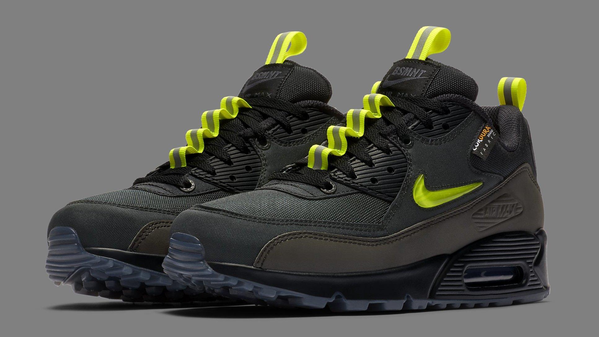 The Basement x Nike Air Max 90 CI9111-002 CI9111-003 Release Date ...