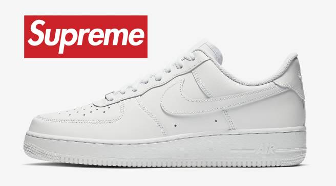 5b569326 Supreme Is Reportedly Dropping Another Air Force 1 Collaboration