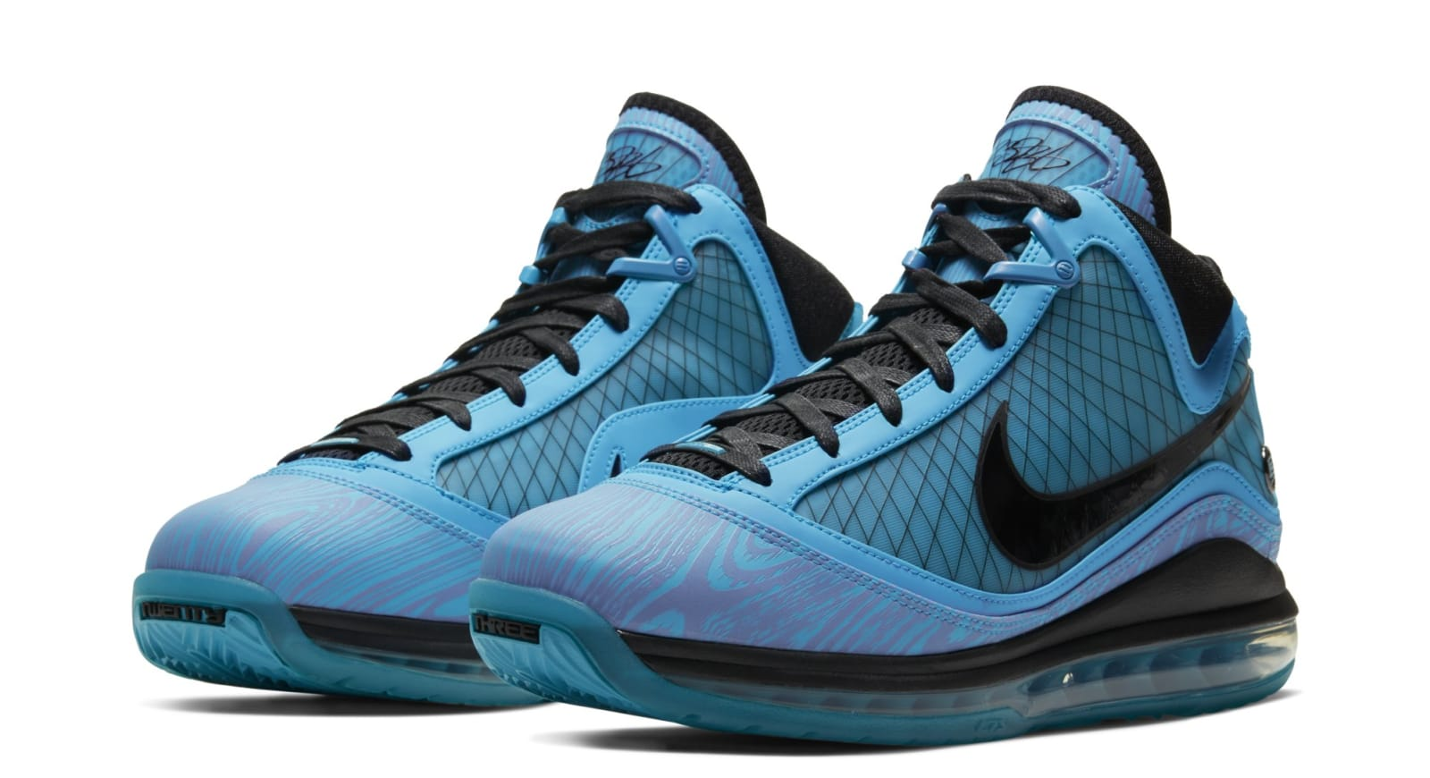 """Nike LeBron 7 """"All-Star"""" Release Date Revealed: Official Images"""