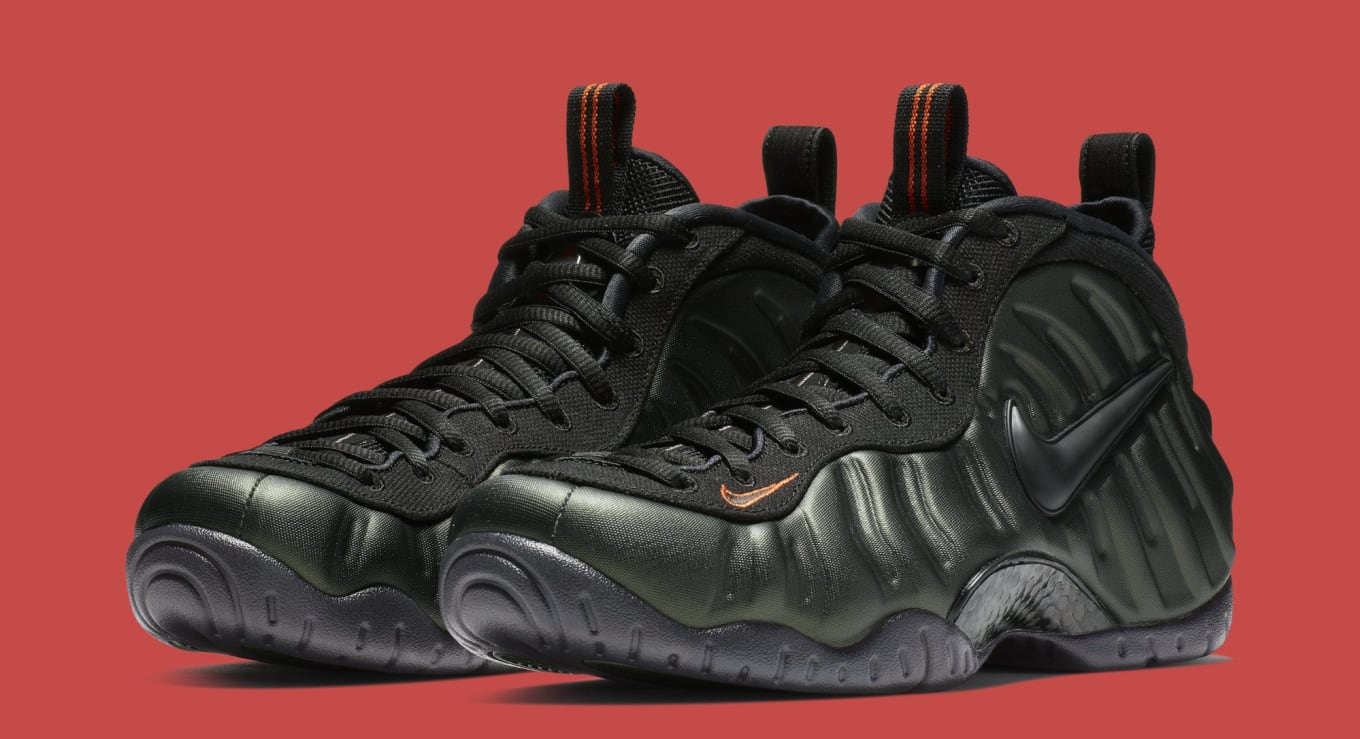 Nike Air Foamposite One Crosses Over to Denim Construction ...