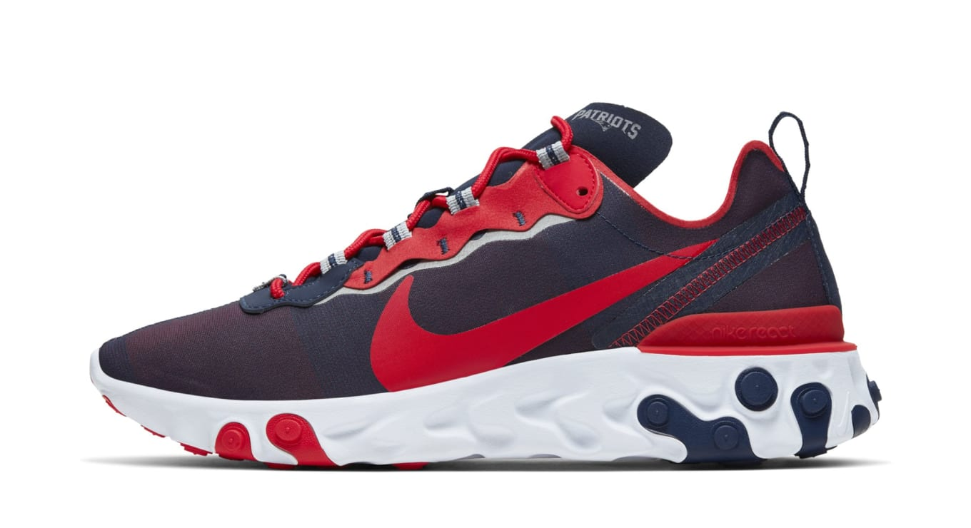 DateSole Collector Release Nike Element 55 React Pack' 'NFL 0P8wOXnk