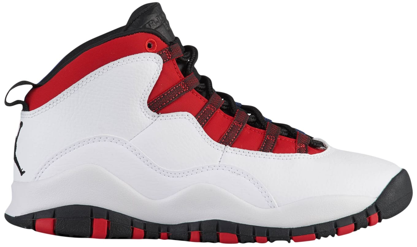 22094b6ca48f93 Russell Westbrook s Air Jordan 10 Is a Few Weeks Away. New images of the  split sneaker.
