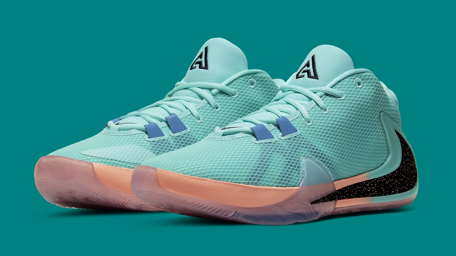 """Giannis' Nike Zoom Freak 1 """"All Bros"""" Coming Soon: Official Photos"""