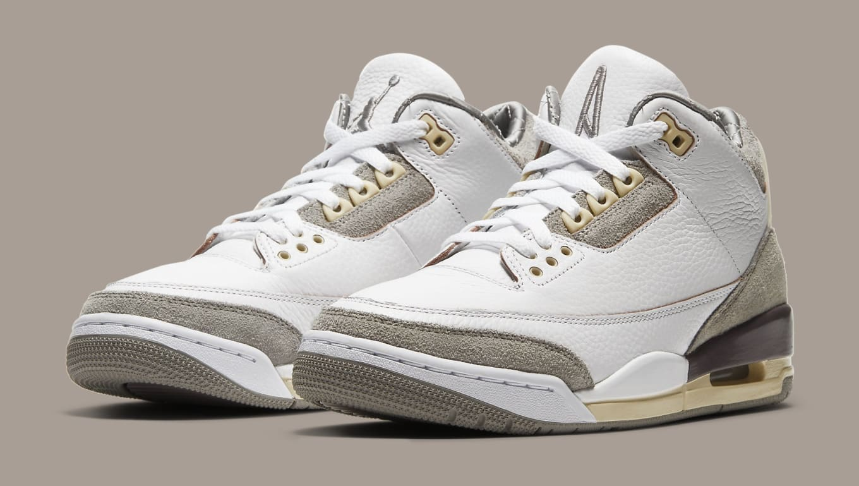 A Ma Maniére x Air Jordan 3 Retro SP DH3434-110 Release Date ...