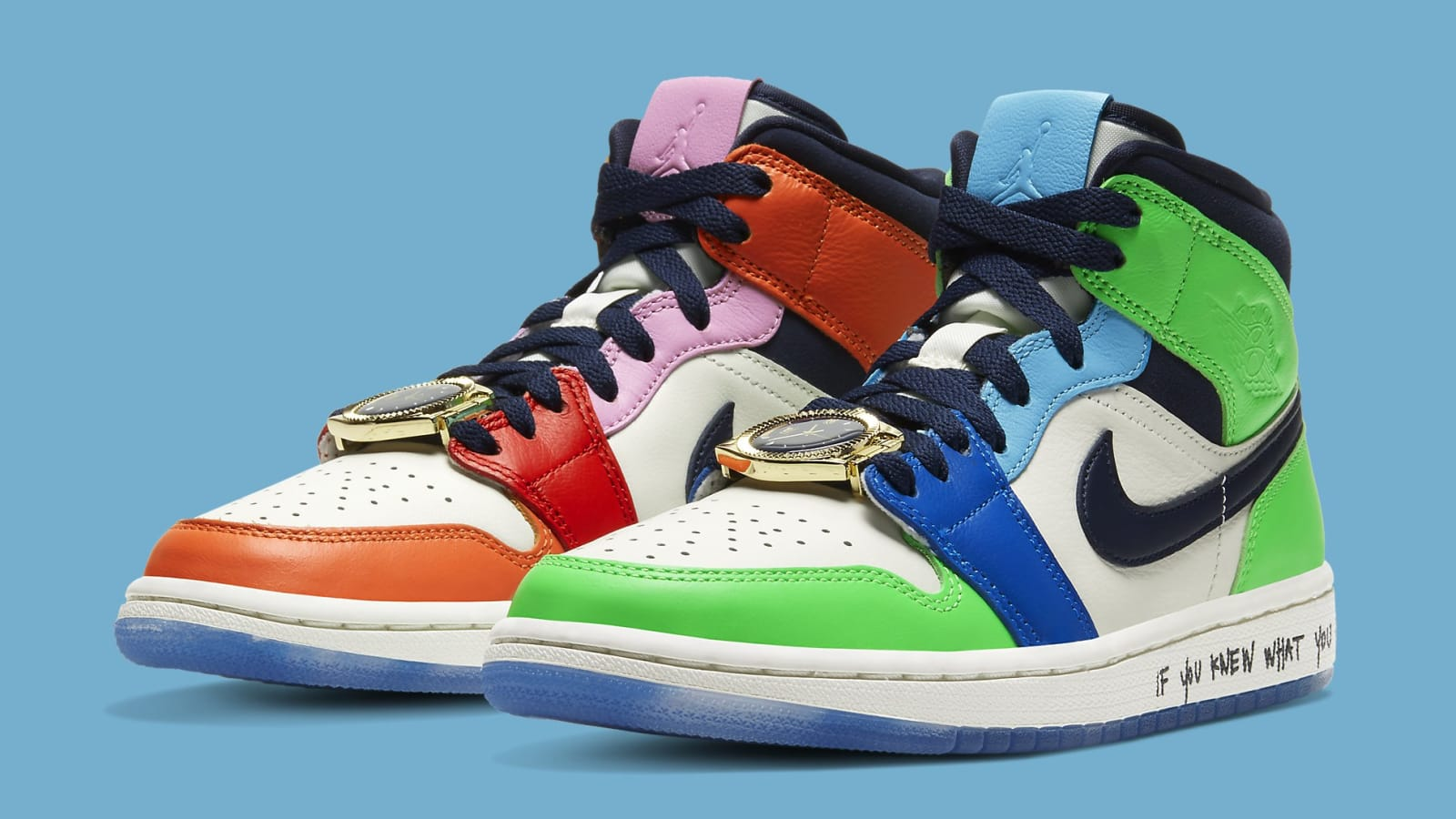 Melody Ehsani x Air Jordan 1 Mid Release Date Revealed: Official Images