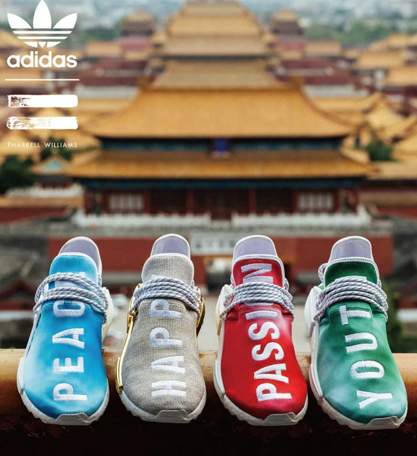 Pharrell Williams x Adidas NMD Hu  China Pack  Release Date  cf44bbd91