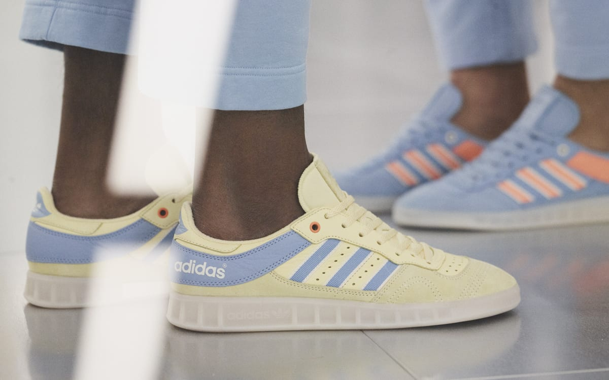 Oyster Holdings x Adidas Handball Top and 350 Release Date | Sole ...