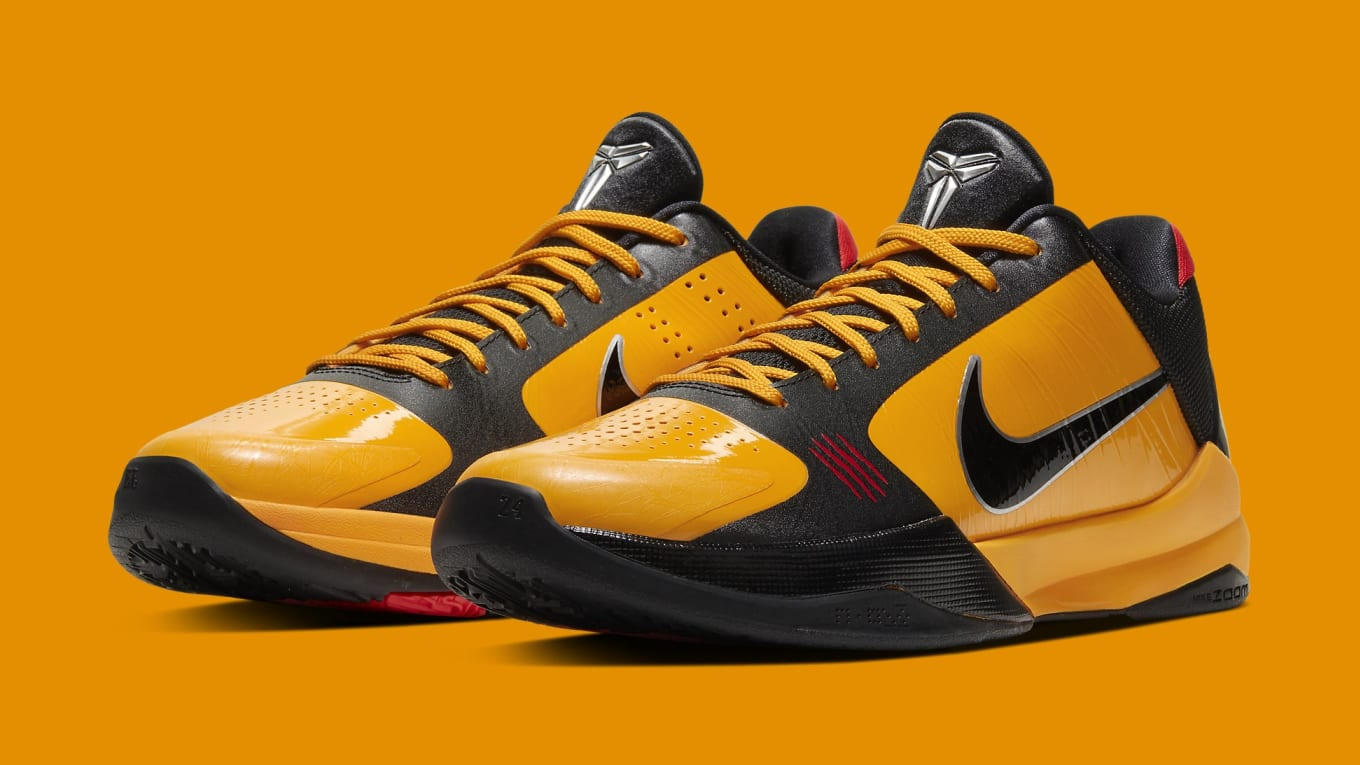 Nike Kobe 5 Protro 'Bruce Lee' Release Date CD4991-700 | Sole Collector